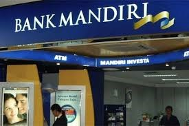 Bank Mandiri merupakan bank milik negara indonesia ( BUMN )