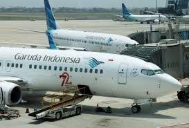 Garuda Indonesia merupakan maskapai penerbangan nasional indonesia