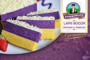 Kue Lapis Sangkuring merupakan Kuliner yang wajib di coba ketika sedang di kota bogor