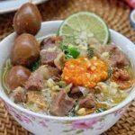 Mengulik Keunikan Soto Kudus, Makanan Khas Kota Santri
