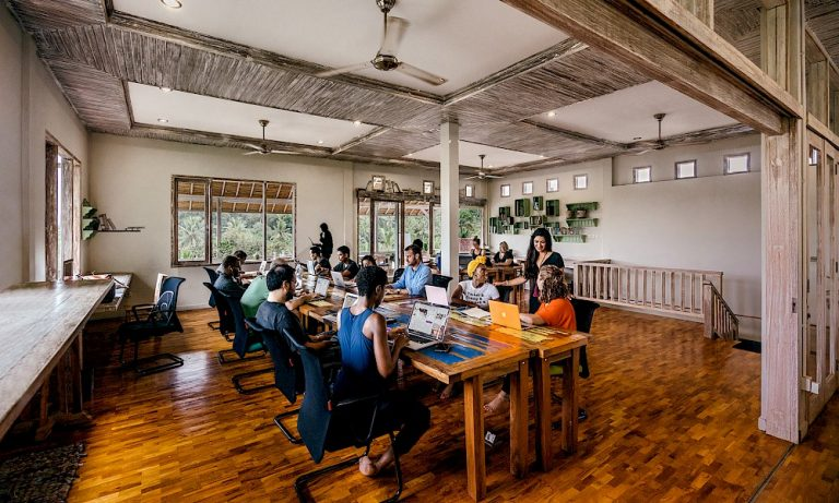 co working outspot bali