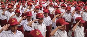Makna Warna Seragam Sekolah