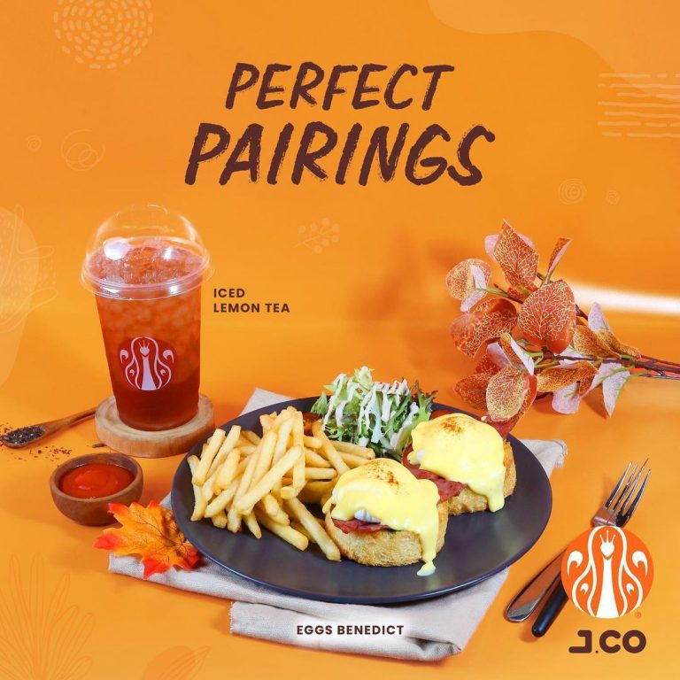 Produk J.CO Donuts & Coffee